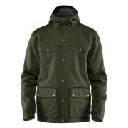 Fjallraven Winterjassen Greenland Winter Jacket M Groen