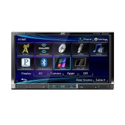 JVC Car Audio - KW-V40BT Double Din Receiver