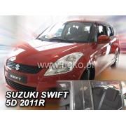 Deflektory komplet 4 ks pre SUZUKI Swift , 2010-