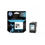 HP Cartucho de tinta Original HP 336 Negro para Deskjet 5440, Officejet 6310, Photosmart 2570, 2575, 2575v, 2575xi, C3180, psc 1510, 1510s