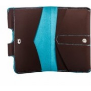 Harp Passport Pouch(Brown)