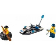 Set Constructie Lego City Evadare Cu Anvelopa