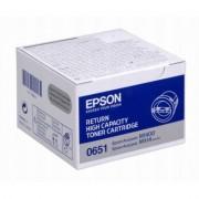 CARTUS TONER RETURN C13S050651 -2200pg ORIGINAL EPSON ACULASER M1400
