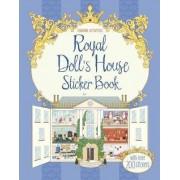 Royal Doll's House Sticker Book by Elisabetta Ferrero