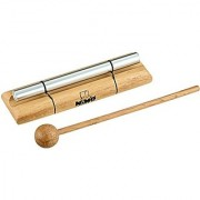 Nino Percussion Nino579M Medium Handheld Energy Chime Natural