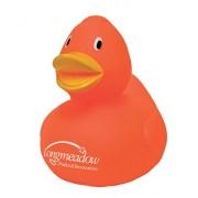 Rubber Ducks Family Orange Rubber Duck, Waddlers Brand Battub Toys That Squeak, Rubber Ducky Birthda