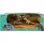 Set 3 figurine Dinozauri Dino Planet 621053