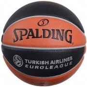 Minge baschet Spalding TF 1000 oficiala Euroliga Indoor