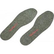 Woolpower Felt Insolses recycle grey 2018 44-45 Skosnören & Sulor