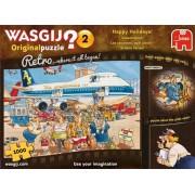 Jumbo Puzzel Wasgij? Vakantiepret!