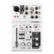 Yamaha CAG03 AG03 Mixer, 3 Canali, Bianco