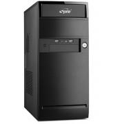 Spire Maneo 1073 Midi-Toren 420W Zwart computerbehuizing