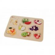 Classic World Fruit Puzzle