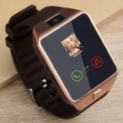 SmartWatch DZ09 Gold. Ceas si Telefon. NOU! Aplicatii pt Whatsapp si Facebook