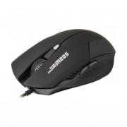 Mouse Gamer Marvo M205 Usb Luz Led 1600dpi 6 Botones Laptop