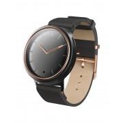 ユニセックス MISFIT Phase Hybrid Smartwatch スマートウォッチ ブラック