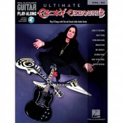 Hal Leonard Guitar Play-Along Volume 64: Ultimate Ozzy Osbourne