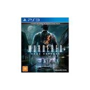 Game - Murdered: Soul Suspect - PS3