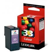 Cartus Lexmark 18CX033E Nr. 33 Color