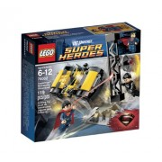 LEGO Superheroes Superman Metropolis Showdown