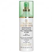 Collistar 24 de ore de pulverizare deodorant pentru piele sensibilă (Deodorantul Multi-Active-Hyper Sensitive skin-uri de 24 de ore) 100 ml