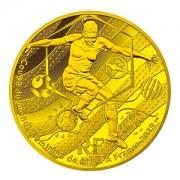 FIFA女子ワールドカップフランス2019公式記念コイン 50ユーロ ドリブル金貨
