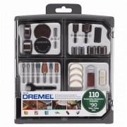 Kit Dremel 709-RW2 De 110 Accesorios Multiusos