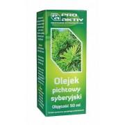 Olejek pichtowy syberyjski PRO AKTIV - Kiedy chcesz uniknąć przeziębień!