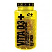 VITA D3+ 4+Nutrition - Витамин D за спортисти