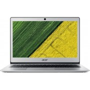 Acer Swift SF113-31-P9BN Zilver Notebook 33,8 cm (13.3'') 1920 x 1080 Pixels 1,10 GHz Intel® Pentium® N4200