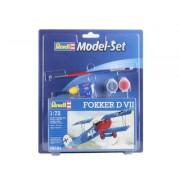 MODEL SET FOKKER D VII - REVELL (RV64194)