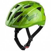 Alpina - Kid's Alpina Ximo Flash - Casque de cyclisme taille 47-51 cm, vert/noir/vert olive