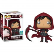 Funko Pop Ruby Rose #640 SDCC 2019 Summer convention RWBY