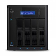 Western Digital My Cloud Ex4100 8tb Nas Escritorio Ethernet Negro
