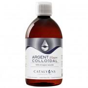 Catalyons Argent Colloïdal 20 ppm - Antibactérien - Flacon 500 ml
