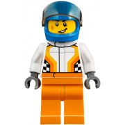 cty856 Minifigurina LEGO City-Monster Truck Driver cty856
