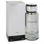 Mercedes Benz Silver by Mercedes Benz Eau De Toilette Spray 4 oz