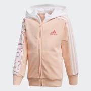 Adidas Куртка Branded adidas Performance Белый 122