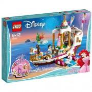 Set de constructie LEGO Disney Ambarcatiunea Regala a lui Ariel