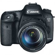 Canon Eos 7d Mark Ii + 18-135mm Is Stm - 2 Anni Di Garanzia