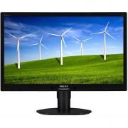 Monitor LED Philips 241B4LPYCB/00 24: 5ms Black