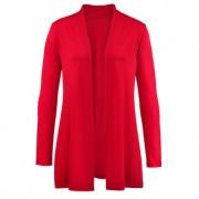 Moya basic vest, shirt, rock of broek, vest - 36 - rood