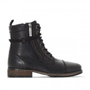 PEPE JEANS Boots MELTING ZIPPER NEW