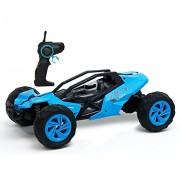 Kidi Race Racing Buggy Remote Control Car Blue Fun And Easy To Control