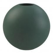 Cooee Ball Vas 10 cm Mörkgrön