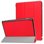Huawei MediaPad M3 Lite 10 Tri-Fold Folio Case - Red