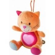 Jucarie bebelusi Minimi Kitty Mia Musical Lamp