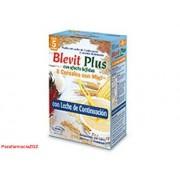 BLEVIT PLUS 8 CER MI C/L 350 383695 BLEVIT PLUS 8 CEREALES C/ LECHE DE CONT Y MIEL - (350 G )