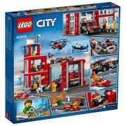 PARQUE DE BOMBEROS - LEGO CITY