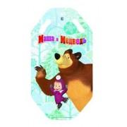 Ледянка Маша и Медведь ледянка 92см